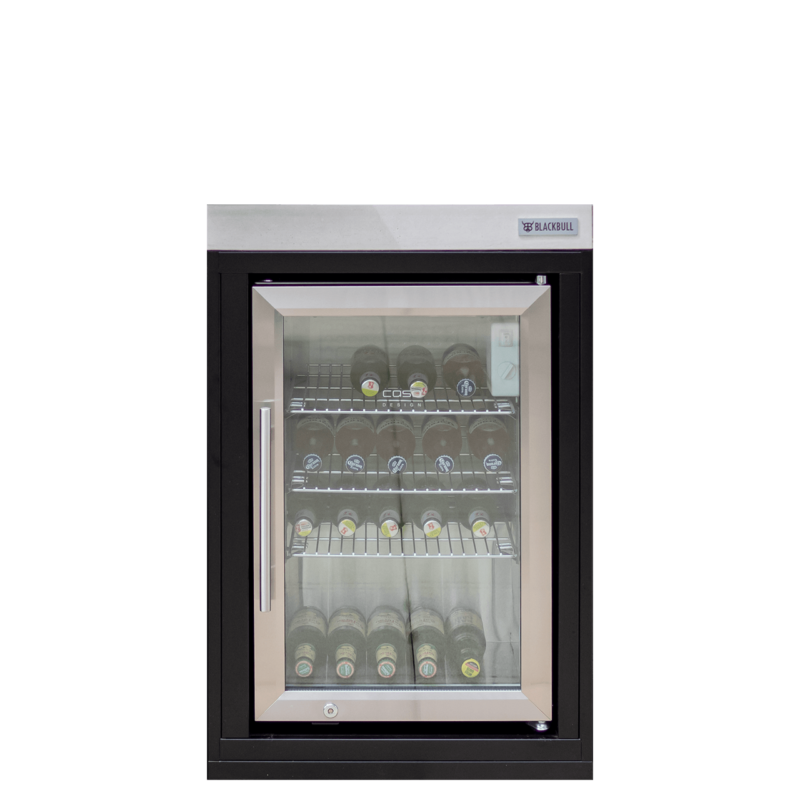 modulare Outdoorkueche KitchenBlock Cooler Modul
